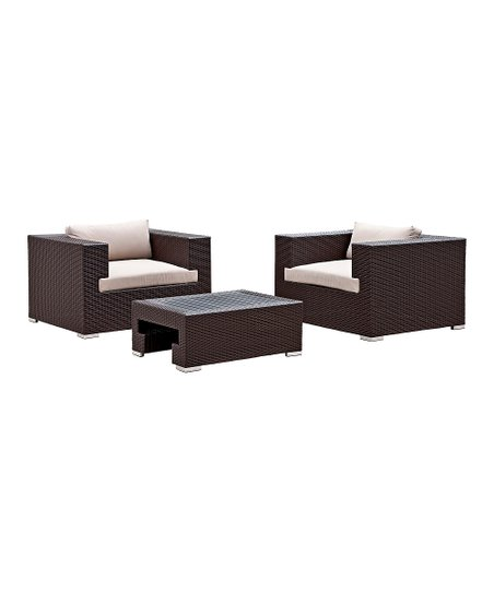 Pacific Chat Three-Piece Furniture Set