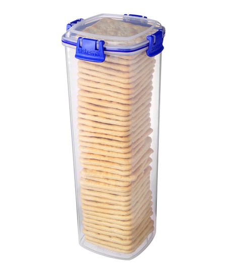61-Oz. Cracker Container