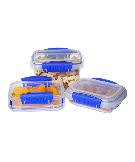 KLIP IT Baby Pack Container - Set of Three