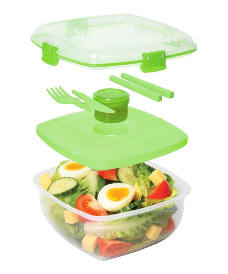 Green Chill It To-Go Container