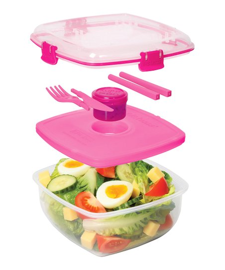 Pink Chill It To-Go Container