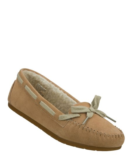 Sand BOBS Lux Hugs & Kiss Moccasin - Women