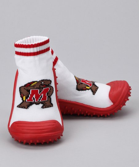 Maryland Terrapins Gripper Shoes