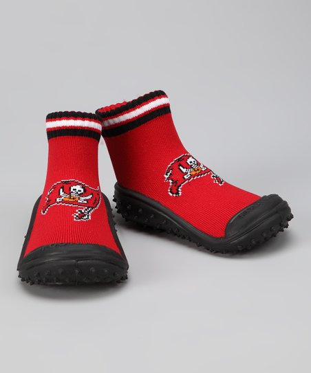 Skidders Red Tampa Bay Buccaneers Hybrid Shoe