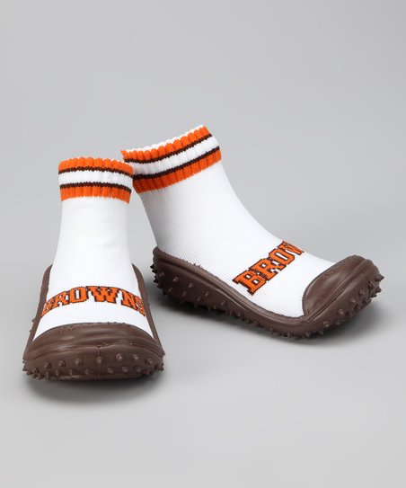 Cleveland Browns Hybrid Shoe - Kids