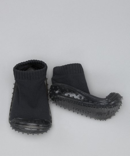 Charcoal Crystal Gripper Shoe
