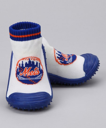 New York Mets Gripper Shoe -  Kids