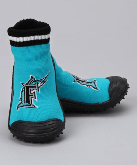 Florida Marlins Gripper Shoe - Kids