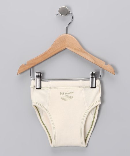 Off-White Organic Underwear - Infant & Toddler