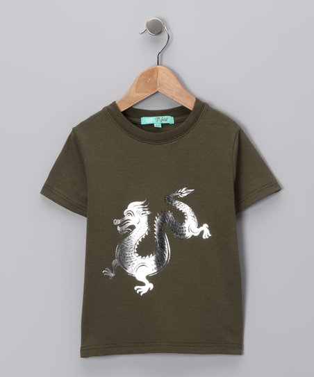 Forest Dragon Tee - Toddler &amp; Boys