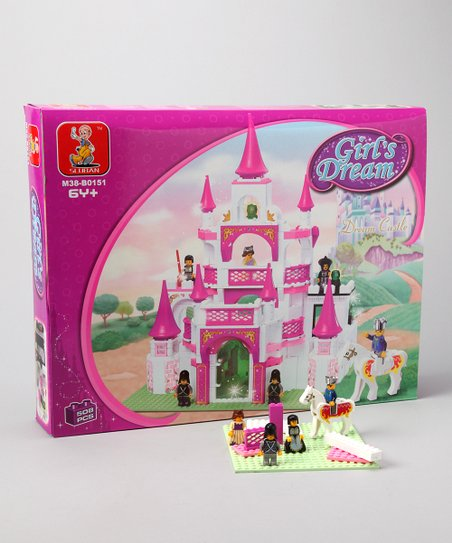 Dream Castle Blocks Set