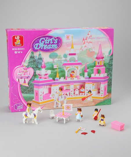 Princess Magical Castle Blocks Set