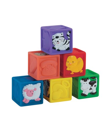 Squeeze-a-Lot Block Set