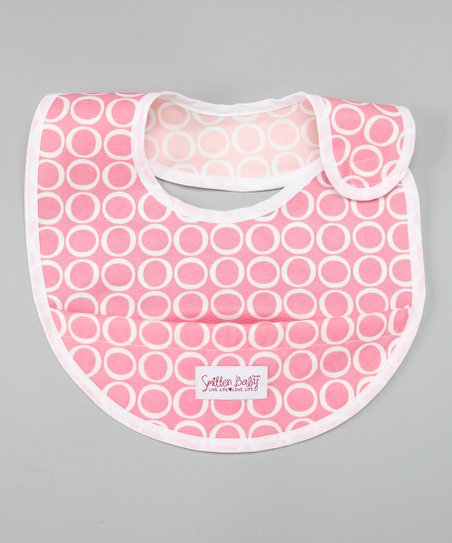 Chateau Rose Crumb Catcher Bib