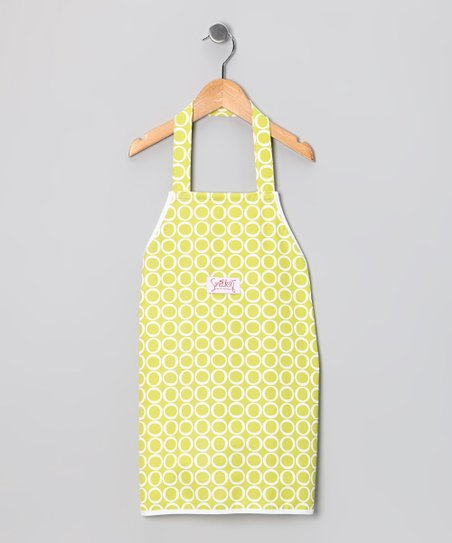 Granny Smith Cook With Me Apron - Adult & Kids