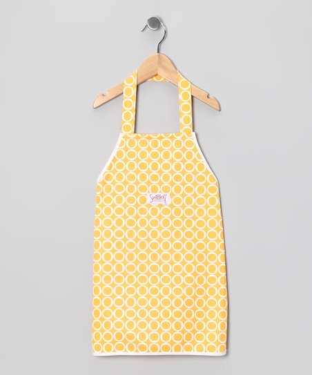 Canary Cook With Me Apron - Adult & Kids
