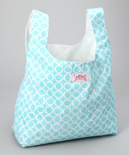 Robins Egg Chic Grocer Bag