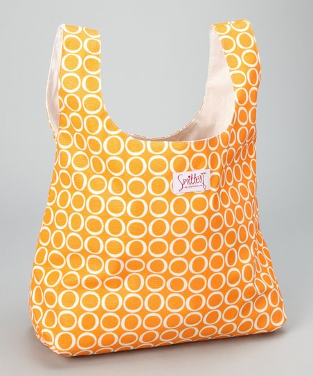 Jack-O&#039;-Lantern Chic Grocer Bag