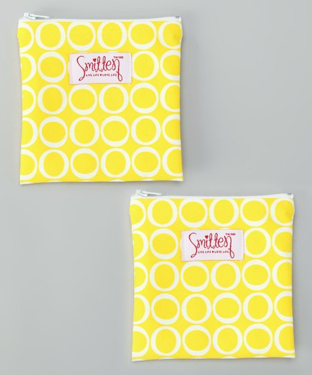 Solar Breeze Snack Podz - Set of Two