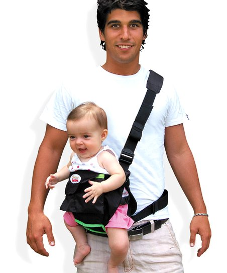 Black Deluxe Three-in-One Combo Carrier