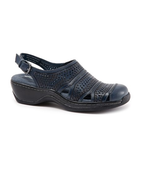 SoftWalk Navy Avalon Sandal