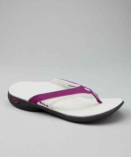 Amethyst Sport Flip-Flop