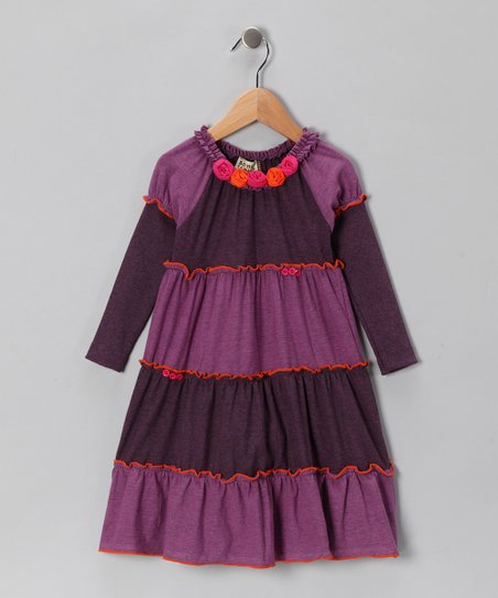 Purple Minka Dress - Infant, Toddler & Girls