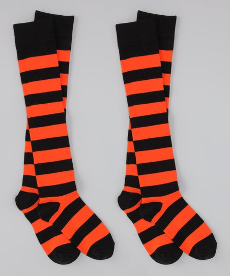 Cincinnati Bengals Colors Knee-High Socks Set