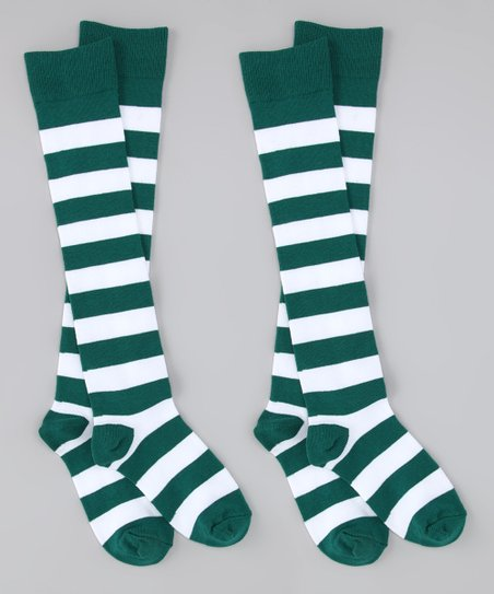 New York Jets Colors Knee-High Socks Set