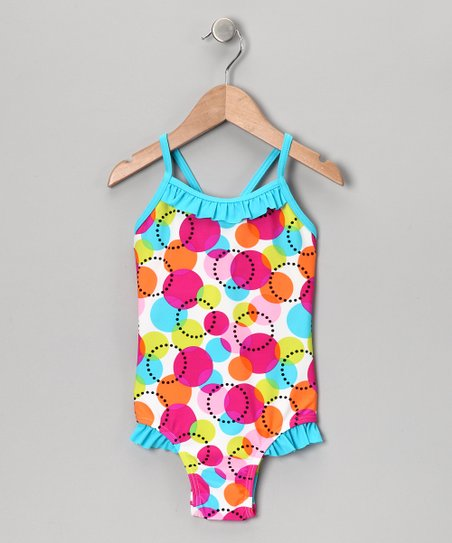 Rainbow Blow Pop One-Piece