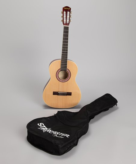 Natural Mini Nylon Guitar Set