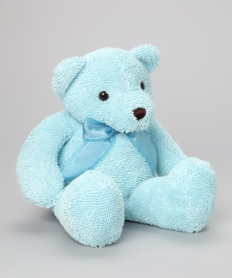 Stephan Baby Blue Bear Plush Toy