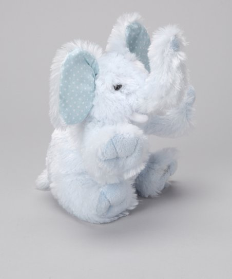 Stephan Baby Blue Elephant Plush Toy