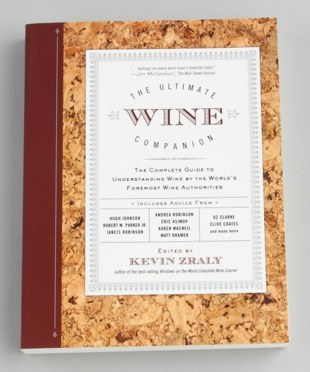 The Ultimate Wine Companion Paperback