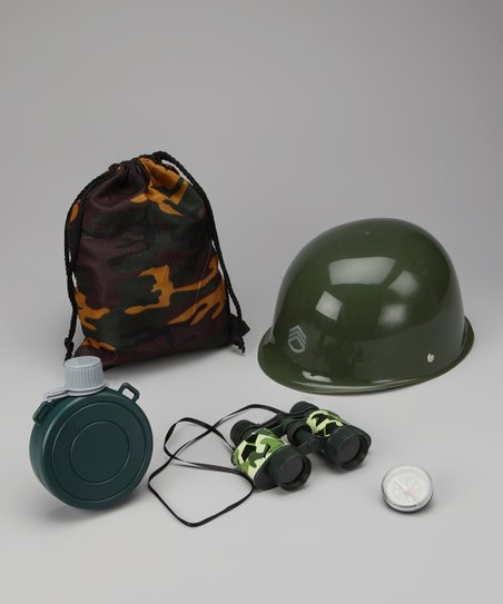 Army Accessory Set