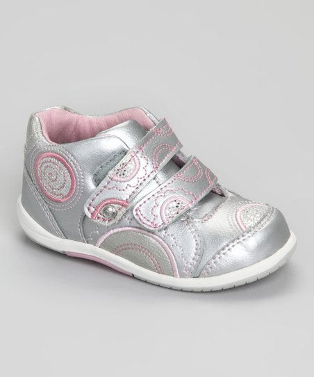 Silver SRT Dottie Shoe