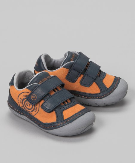 Orange & Navy SRT SM Chase Sneaker
