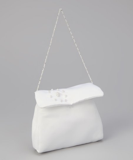 White Pearl Purse