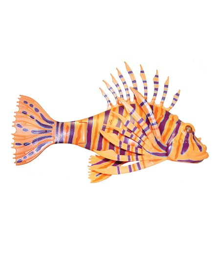 Rainbow Reef Light-Up Lion Fish Pool Toy