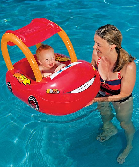 Disney Cars Sun Canopy Boat Float