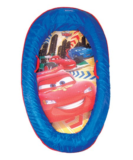 Blue Cars Spring Float Kid's Boat