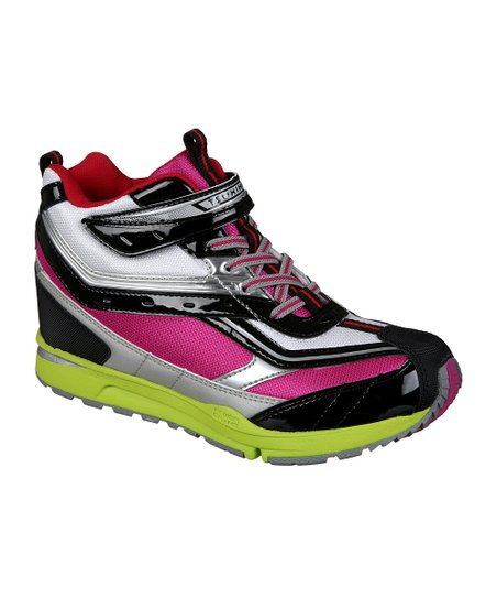 Fuchsia & Lime Waterproof Everest Boot