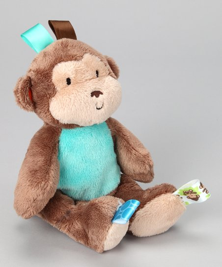 Brown Monkey Plush Toy