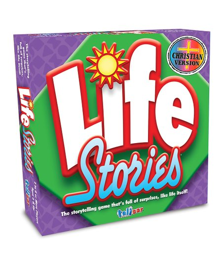 Christian Version Life Stories Game