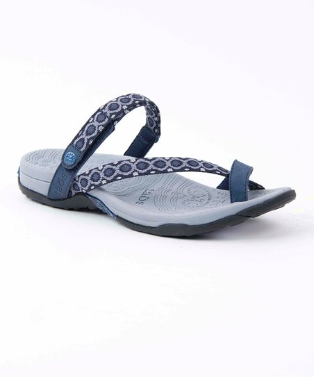 Navy Solution Sandal
