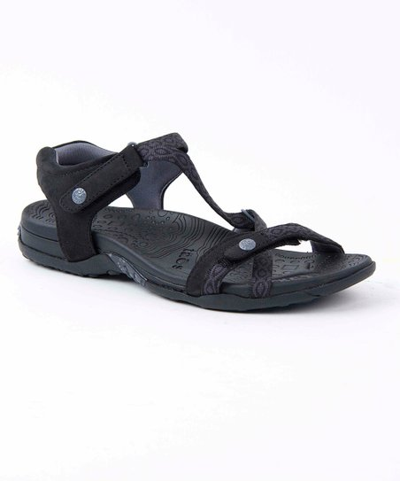 Black Evolution Sandal