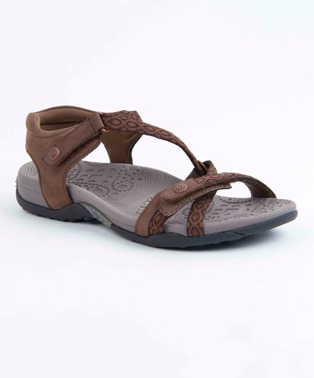 Chocolate Evolution Sandal
