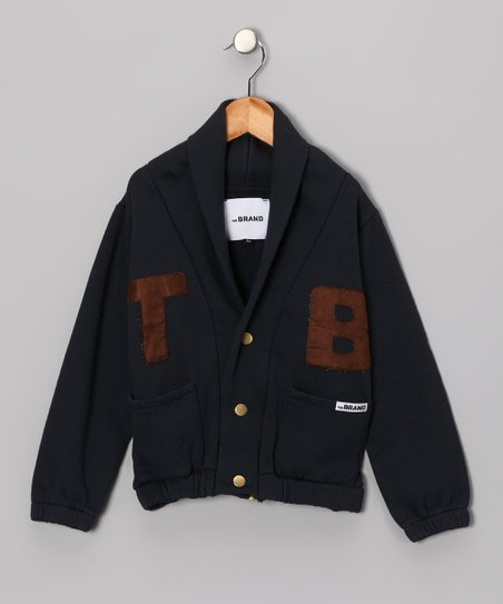 Navy Jacket - Infant, Toddler & Boys