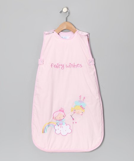 Pink Fairy Wishes Sleeping Sack - Infant