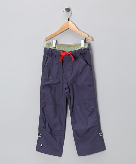 Blue Frank Pants - Infant, Toddler & Boys